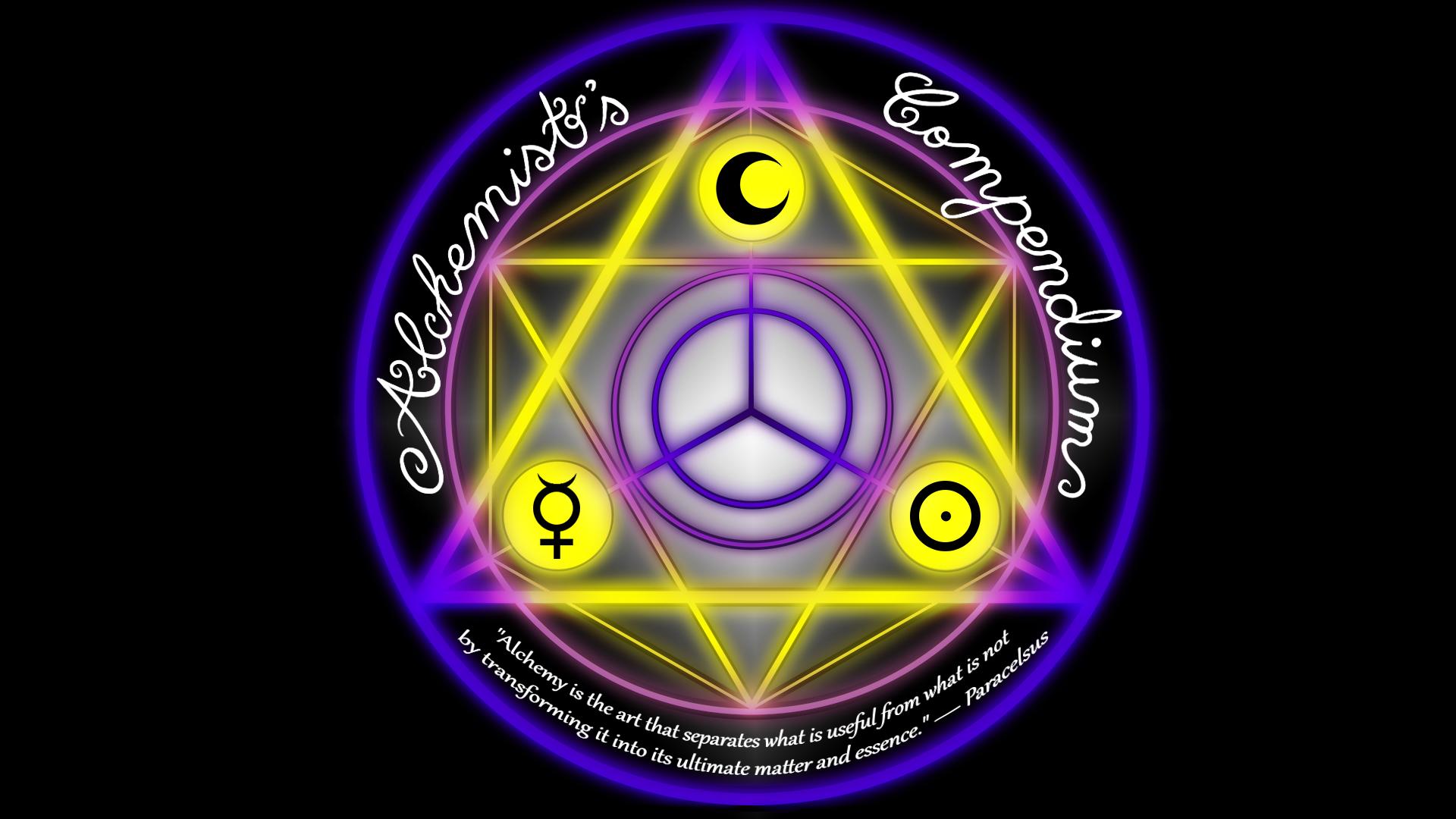 alchemists compendium header